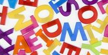 Learning letters ABC / Fun activities for toddlers and preschoolers to learn their alphabet
