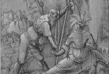 Albrecht Altdorfer / German painter and printmaker, ca. 1480-1538