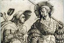 Daniel Hopfer / German painter and printmaker, ca. 1470-1536