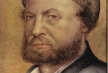 Hans Holbein the Younger / German painter, 1497/1498-1543, active in Switzerland and England