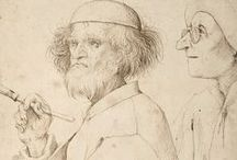 Pieter Bruegel the Elder / Flemish painter, ca. 1525-1569