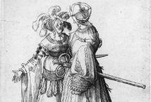 Urs Graf / Swiss draftsman, ca. 1485-ca. 1527