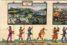 Triumphzug Kaiser Maximilians I. (Woodcut Series) / The Triumphal Procession (in German, Triumphzug) is a monumental 16th-century series of woodcut prints by several artists, commissioned by the Holy Roman Emperor Maximilian I.