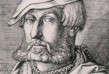 Heinrich Aldegrever / German printmaker, goldsmith, and painter, 1502-ca.1561
