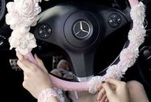 Accessories: Gotta have it! / A collection of accessories and ideas to make every car sparkle and shine.  http://www.carlashes.com