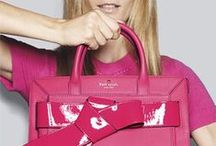 Everything Pink! / Every eye popping pink image—from fashion, to accessories, to make-up, and more!