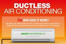 Ductless AC Units