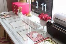 OFFICE  INSPERATION / Interior Design Inspiration