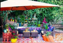 DECOR :: Outdoor Living / Outdoor decorating makeovers, and inspiration