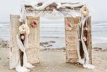 CEREMONY / Altar and ceremony decor ideas