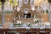 RECEPTION / Wedding reception decor ideas