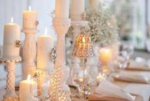 CENTERPIECES / Centerpiece ideas for your wedding or event