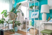 Seasonal Decorating: Summer / Decorating is easy when you have these summer decorating tips, DIY projects, and inspiring rooms to help! Follow all the Seasonal Decorating boards curated by @CasaWatkins