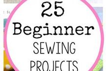 Start Sewing with KAE / If you're new to sewing, this board will give you all the tips, tricks, ideas and inspirations you need to get started.