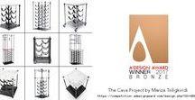 Τhe CAVA Project by MaRaiz Creative Studio / The CAVA Project is a range of multifunctional furniture for wine & spirit lovers, design addicts and stylish interior aficionados.