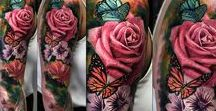 Tattoo: Flowers