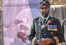Sikh Remembrance Day Ceremony / Annual ceremony sponsored by SikhMuseum.com honoring a tradition of military service and sacrifice. To learn more visit http://www.sikhmuseum.com/remember/