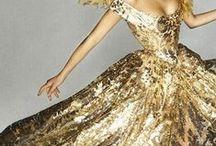 GOLD GLAM / A Golden Touch