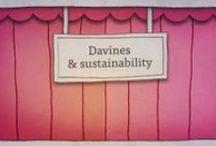 Davines  / www.PureEmeraldSalon.com 1004 E. University Drive Granger,  IN 46530 (574) 272-1225