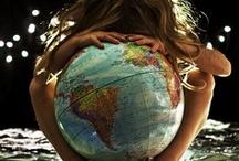 What a Wonderful World / whimsy, magic, allure, twinkle, delight, smile, joy / by Wynn Westmoreland