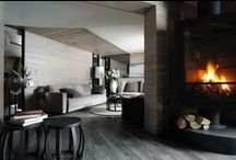 Super Ski Chalets: Grandes Alpes Private Hotel, Courchevel 1850 / Grandes Alpes, Private Hotel is one of the most amazing hotels I have ever visited.  It is located in Courchevel 1850 and being a huge ski fan, I really enjoyed my time at Grandes Alpes.  Each Suite is its own apt. and they are named after precious jewels.