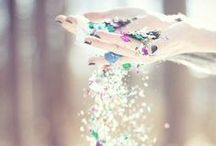 TOUCH OF SPARKLE / Sparkle to add to your day!