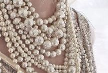 PRECIOUS PEARLS / The Queen of Gems.