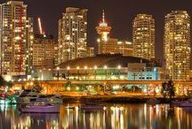 Favorite Canadian city: Vancouver, Canada / Outdoor paradise meets Hollywood North