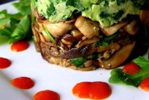 Gourmet Vegan / Recipes that are more complex in flavors and best for events and company. Aka fancy.