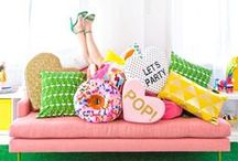 Pillow » Almohada ❀ / by Кimberly !✩