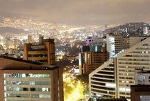 Travel: Medellin, Colombia / The city of the eternal Spring.  One of Colombia's most beautiful treasures.....