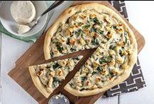 Breads & Pizzas (Vegan)