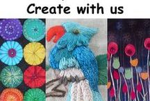 Create with us Classes / Creative classes at Nancys
