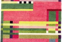 Hooked on Wool Rugs / Creating rugs in wool