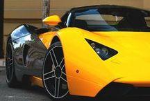 ~ Luxury Super Cars ~ / Powerful beauty machines