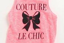 Little Girls love fashion