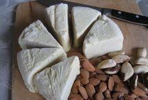 Artisan Vegan Cheese Recipes / Various recipes for vegan cheese!