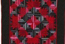 Black quilts II / by Deborah dimck23
