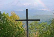 Lift Up Thine Eyes Unto The Hills / Faith in Appalachia