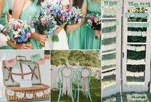 Voorjaar 2015 Kleuren Inspiratie Bruiloft