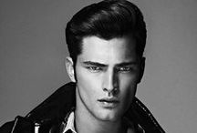Sean O'Pry / Men's fashion
