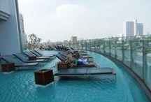 Millennium Hilton Bangkok / Millennium Hilton Hotel in Bangkok, Thailand