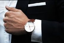 LookBook: The Automatic Minimalist Watch / Dome sapphire glass, AISI 316l stainless steel,  9015 automatic movement with date and swipe hand, Water resistant to 100 meters /10 bar (328 feet).