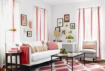Apartment Living / Ideas & Decorating Tips for Small Spaces
