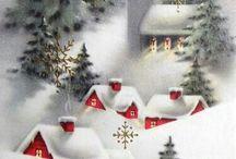 Obrazki świąteczne / Cos