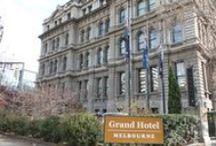 Grand Hotel Melbourne / Grand Hotel Melbourne, Australia