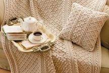 HÁČKOVAČKY deky, prikrývky a koberčeky