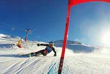 skiing ❄️ / basically life