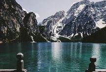 Italian Mountains.