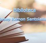 Biblioteca Josep Ramon Santolalla / Selecció de documents de la biblioteca particular del Prof. Josep Ramon Santolalla, feta per ell mateix a la Universitat de Barcelona l'any 2002.